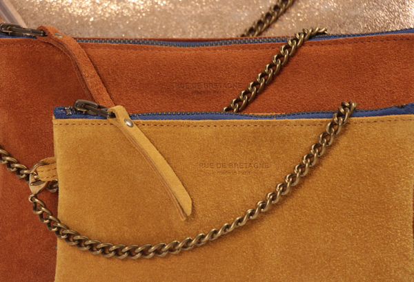 POUCHES BAGS